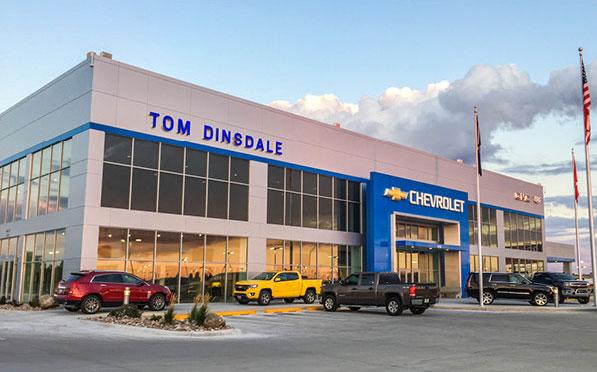 Dinsdale Automotive Grand Island