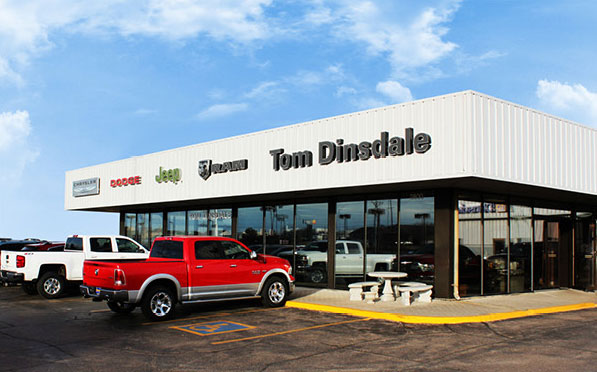 Dinsdale Automotive Hastings