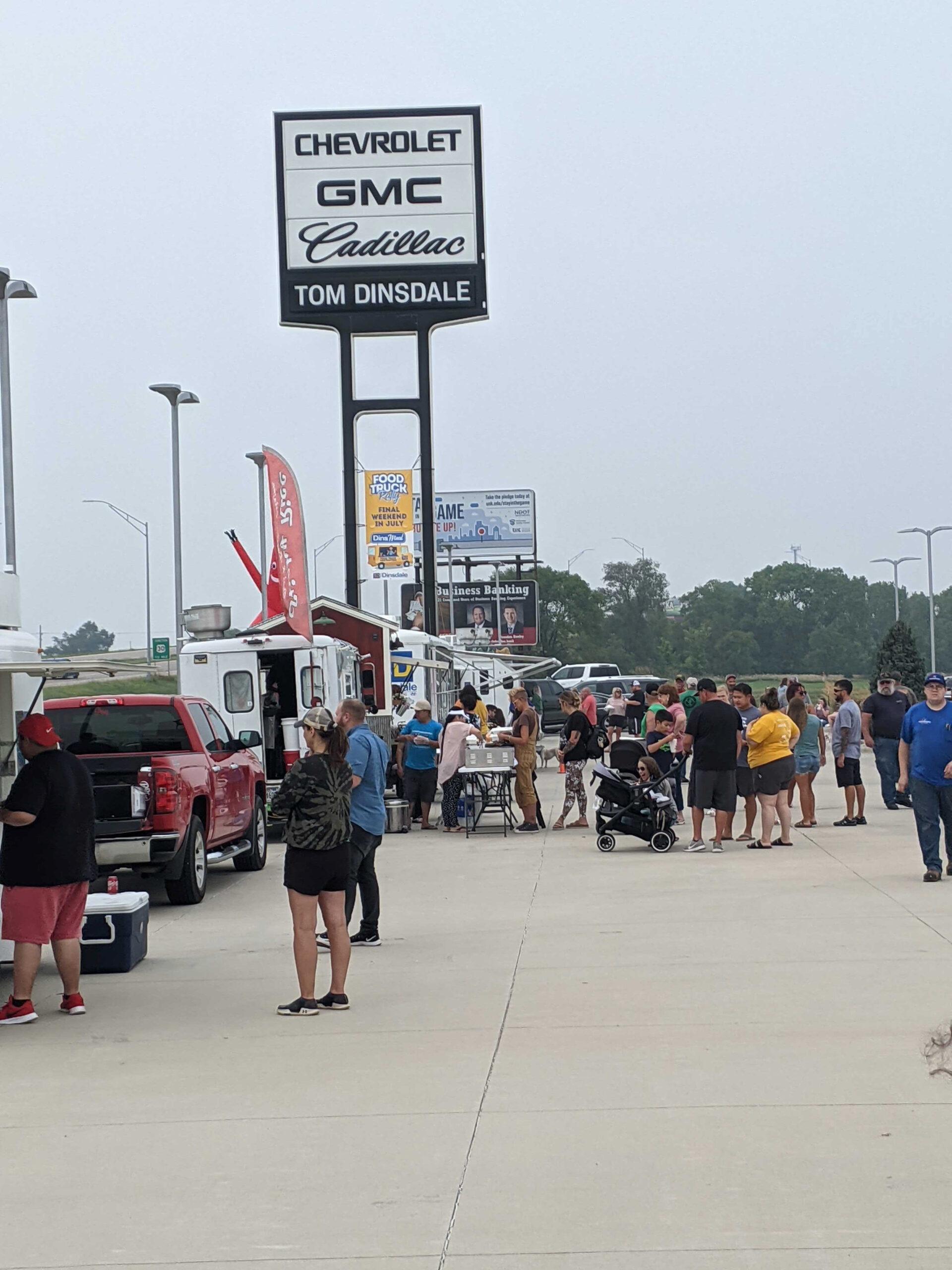 Food Truck Rally