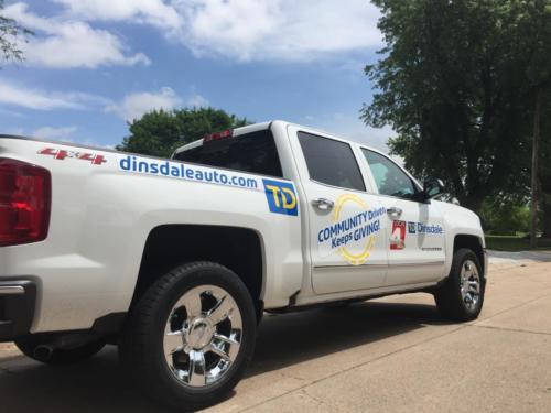 Community Driven Truck
